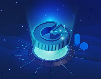 Gath3r - BlockChain Website