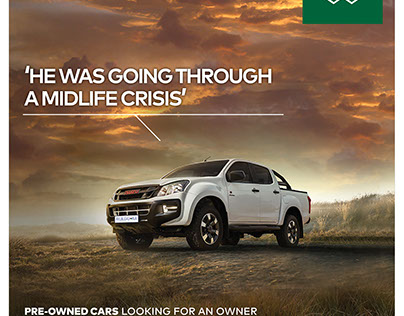 NEDBANK_ Pre-owned VFC Campaign