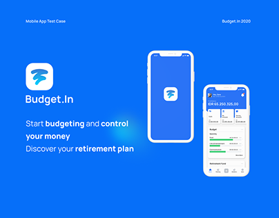 Budget.In - The Best Budget & Retirement Plan for You