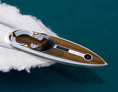 Dartline Powerboat