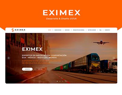 Eximex / Diseño & Desarrollo Web