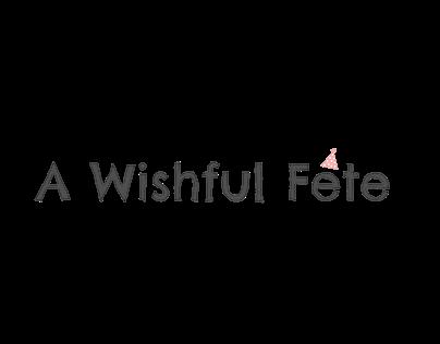 A Wishful Fete Logo