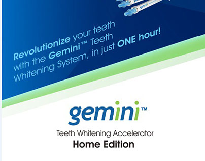 Gemini - Blanqueador Dental
