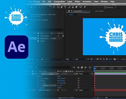 Adobe After Effects | Keyframe Basics