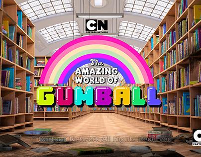 Backgrounds of Gumball Season 6