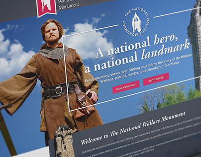 Landmark Website