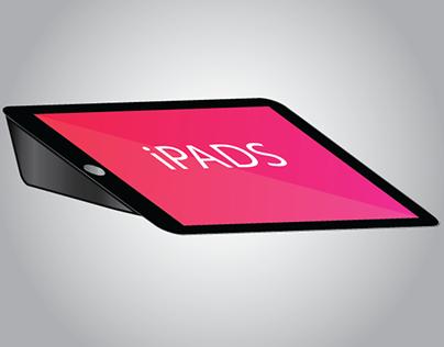 iPad Logo Concept