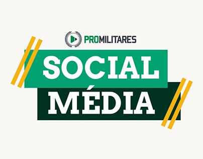 Social Média Promilitares