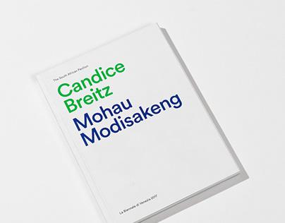 Candice Breitz + Mohau Modisakeng