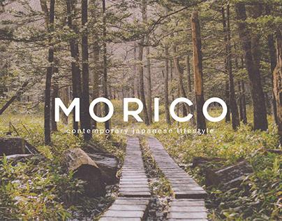 Morico Branding