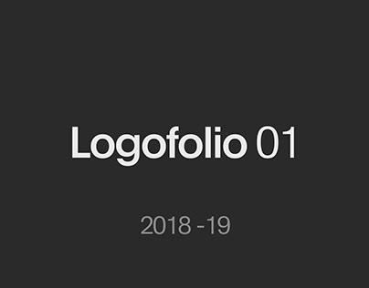 Logofolio Vol 01 - 2018/19