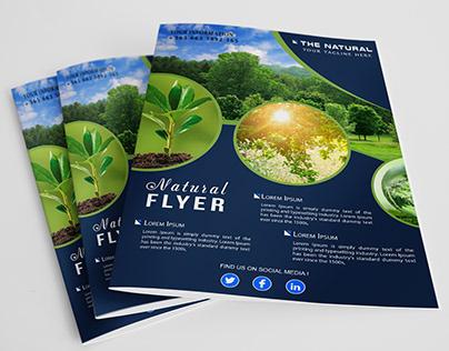 Natural Flyer