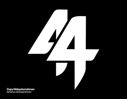 Indocement 44 th Anniversary Logo | Official Logo