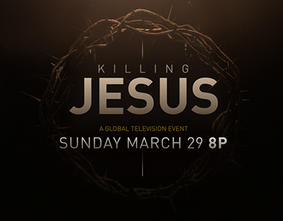 KILLING JESUS - NATIONAL GEOGRAPHIC CHANNEL