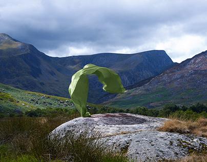 Transient sculptures 2018