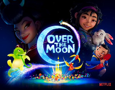 Netflix, Over The Moon - Launch Campaign [WAS Italia]