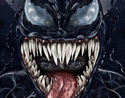 Venom Alternative Poster Design
