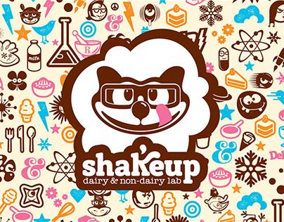 Shakeup: Dairy & Non-Dairy Lab