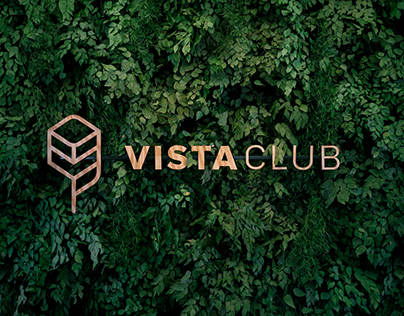ViStA ClUB - Identidade Visual
