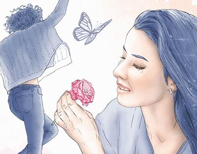International Women's Day 2019 Illustration
