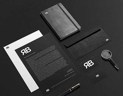 RB Web Design - Rebrand