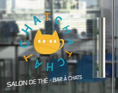 Tchatchatcha - Identity Pack (fictive Cat & Tea Room)