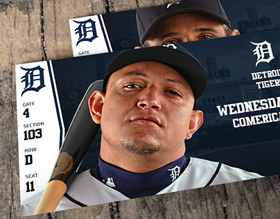 Detroit Tigers - 2015 Season Tickets
