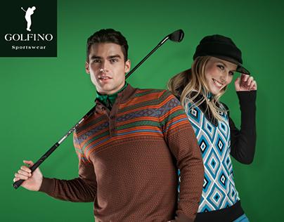 Golfino Sportswear Redesign