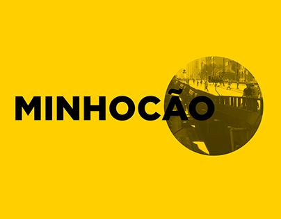 MINHOCÃO - Mobiliário urbano, sinalização e id. visual