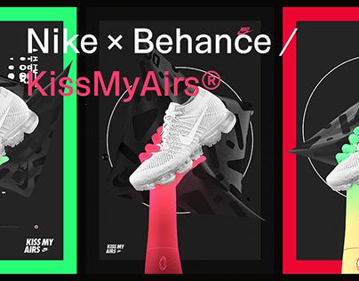 Nike × Behance / KissMyAirs®