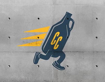 CraftChaser Logo Design