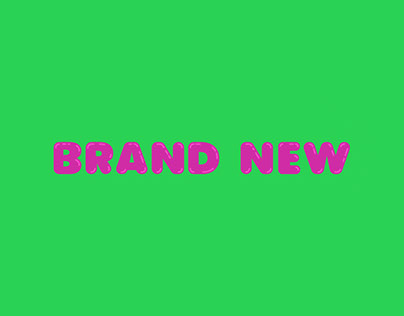 BRAND NEW - Logo Design & Ident Animation