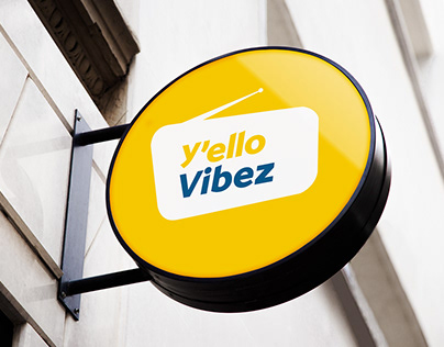 Y'ello Vibez Branding