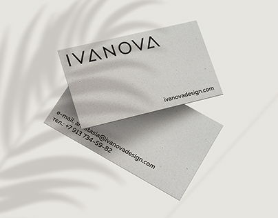 Ivanova - design bureau