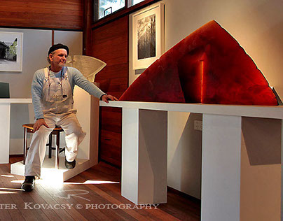 AustralianArt Glass Studio & Wood Sculpture Gallery