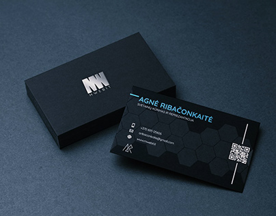 Bussiness card visualization