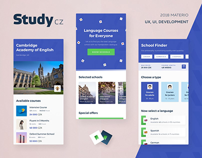 Study.cz | Language courses and study abroad
