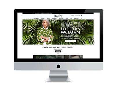 Site redesign | Spring 2016