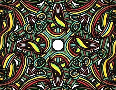 Eye Mandala