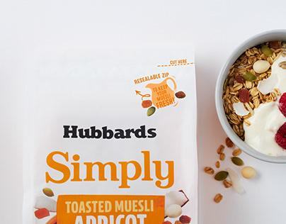 Hubbards Simply Toasted Muesli