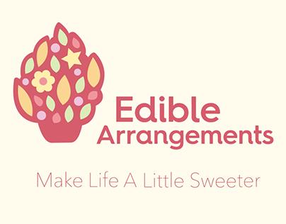 Edible Arrangements Logomotion