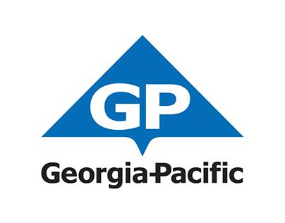 Georgia-Pacfic animated banners