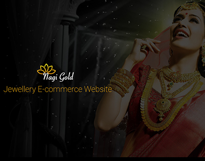 Jewellery ecommerce Website