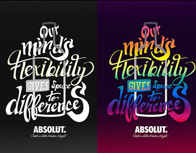 Absolut Vodka - 2019