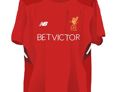 Liverpool 16/17'