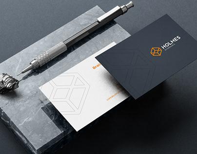 Holmes Engenharia   Brand Design