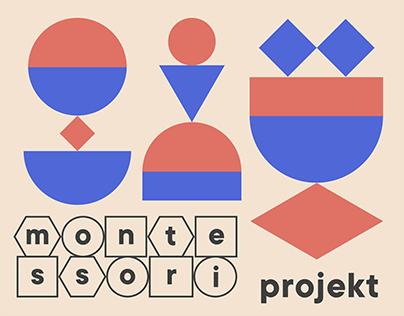 Visual Identity / Montessori Projekt