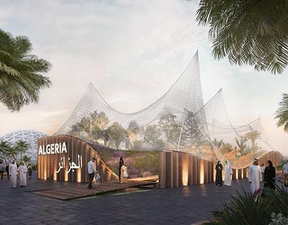 Algerian Pavillon Proposition - Dubai 2020