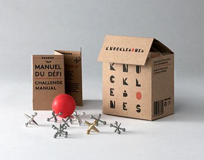Knucklebones | Packaging Design