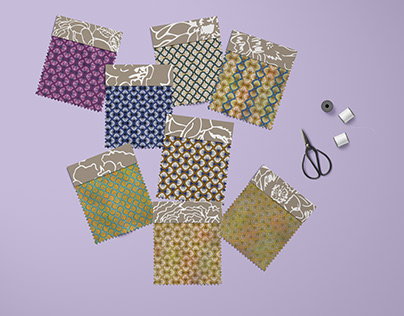 RAIZES Pattern Design Collection 2020